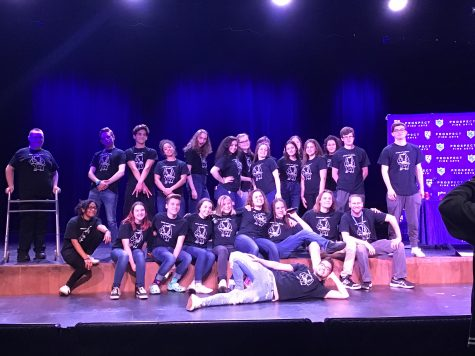 Advanced Acting class takes a trip to 'crazy town'