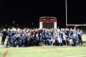 Boys Track wins MSL conference championship