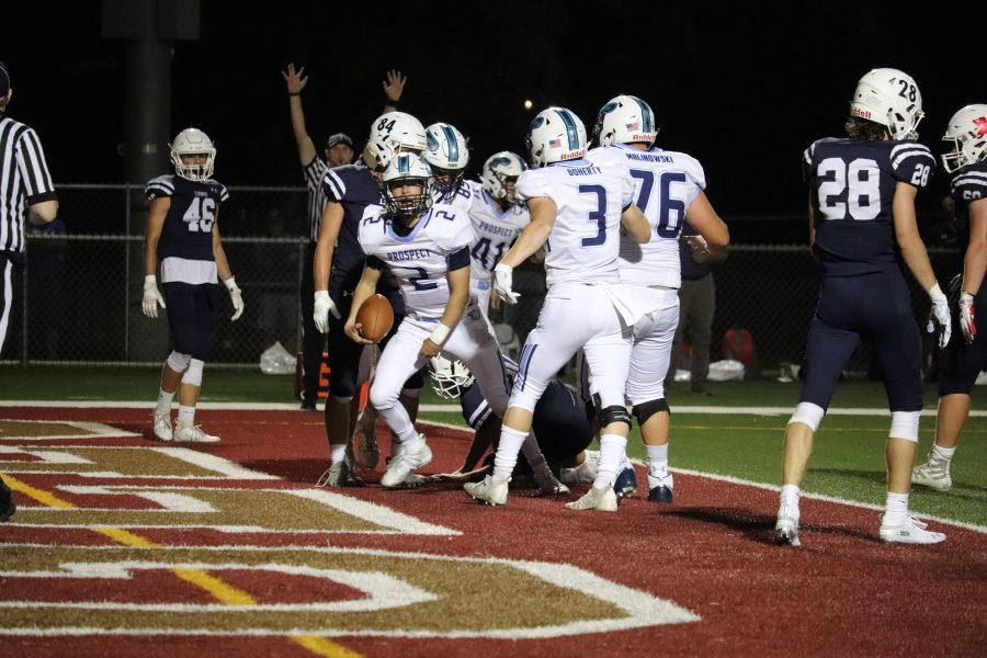 Football takes down St. Viator in season opener