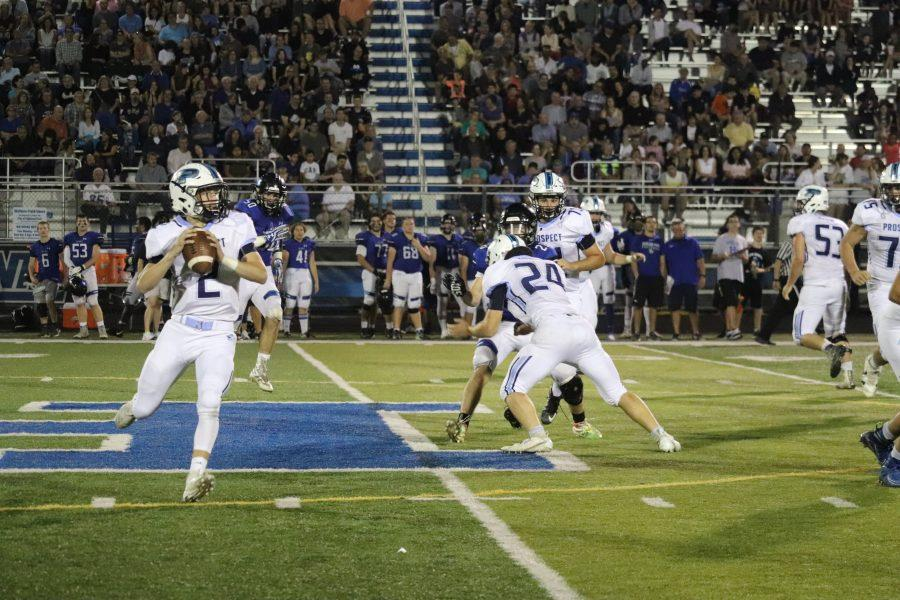 Football Continues to Roll, Dominates Highland Park