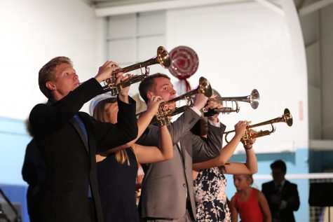 Photo Gallery from the Homecoming Assembly