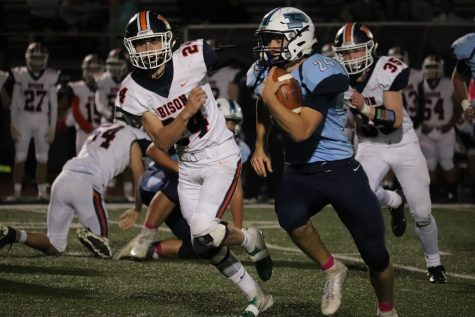Football Recovers From Losses to Triumph Over Buffalo Grove