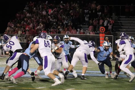 Mustangs Early Lead Too Much for Knights to Overcome