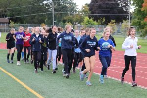Girls' Cross Country: The Never Ending Legacy