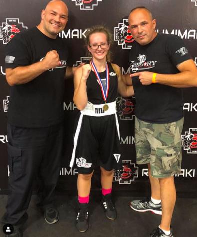 Prospect's Thorri Borozdin continues Olympic boxing campaign