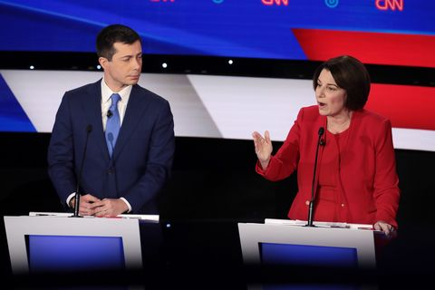 Prospector Political Publish Week #10: An analysis of last Democratic debate before Iowa caucus