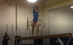Girls' Gymnastics Raises the Bar