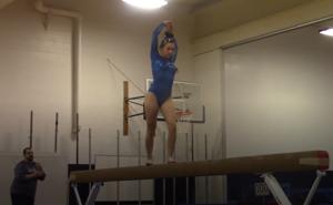 Girls' Gymnastics Raises the Bar
