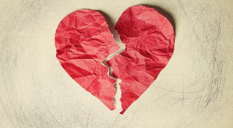Valentine's Day: the day of broken hearts