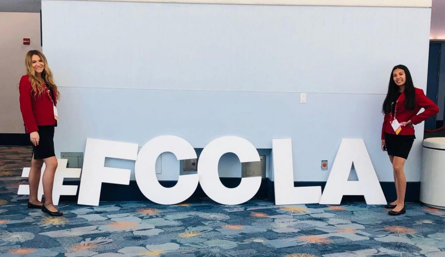 FCCLA+TAKES+13+STUDENTS+TO+STATE