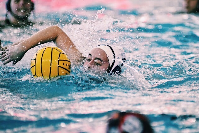 KNIGHTS' TRIBUNE SERIES: SENIOR WATER POLO PLAYER CAITLIN BROZ