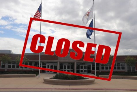 ILLINOIS SCHOOLS CLOSED FOR REMAINDER OF ACADEMIC YEAR