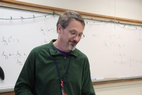 PROSPECTOR PERSON OF THE YEAR CANDIDATE: MR. GRASSE