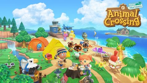 """ANIMAL CROSSING: NEW HORIZONS"" PROVIDES PERFECT QUARANTINE GETAWAY"