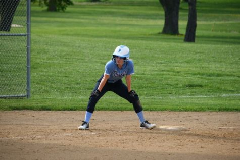 KNIGHTS' TRIBUNE SERIES: SENIOR SOFTBALL PLAYER THERESA SHERIDAN