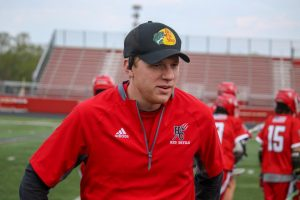 JOE BATTAGLIA NAMED FIRST BOYS' LACROSSE HEAD COACH
