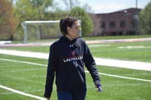 TERRA RINGO NAMED GIRLS' LACROSSE HEAD COACH