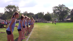 GIRLS CROSS COUNTRY SEES INCREASE IN NUMBERS
