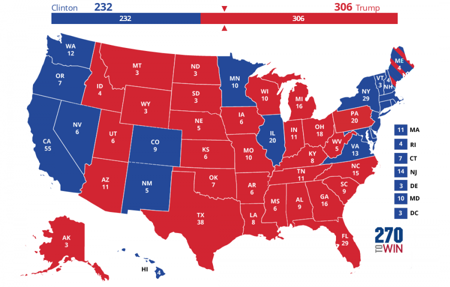 PROSPECTOR POLITICAL PUBLISH WEEK #32: PREDICTIONS FOR TUESDAY'S ELECTORAL MAPS